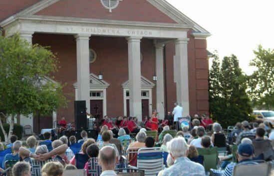 Municipal Band Concert
