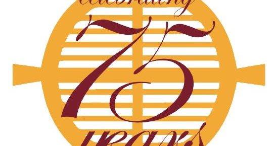 75th Anniversary Commemorative Ornament
