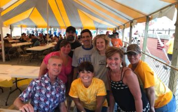 Food Tent/Ticket Booth Volunteer Signup
