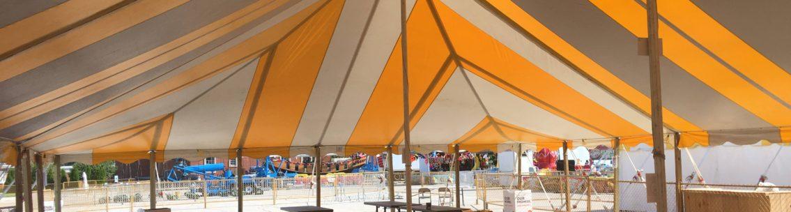 Festival Slider tent