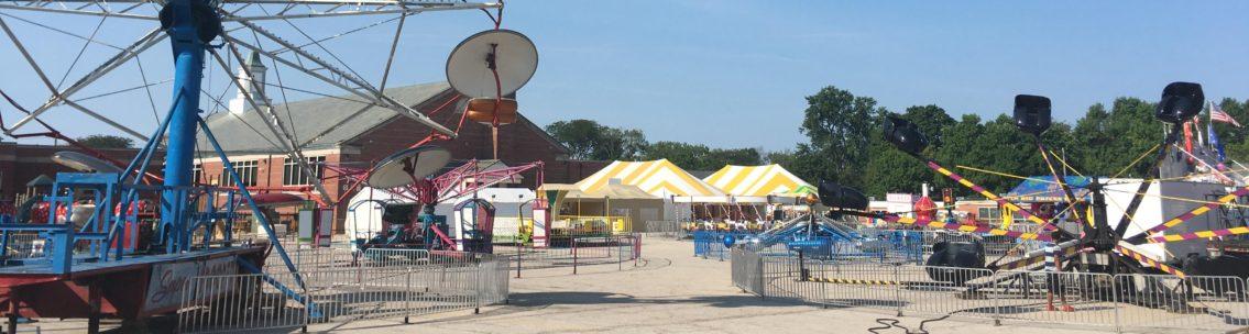 Festival Slider daytime rides